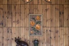 Breezeblock recycled wooded floors